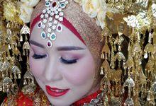 Wedding Makeup For Aulia by Titia Violita Gallery & Makeup