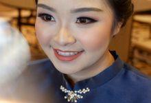Bridesmaids Makeup & Hairdo by Nike Makeup & Hairdo
