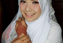 Wedding Makeup For Tika by Titia Violita Gallery & Makeup