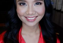E-session Makeup For Jhen by Makeup By Laya Guia
