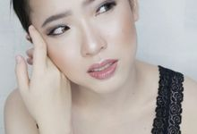 Beauty Clean Makeup for MsNita by Vivi Esther Makeup Artistry