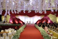 The Wedding Of Gunawan & Fifi by XOXO Design