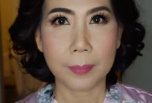 Wedding And Prewedding Makeup Works by CHERIS'H makeup artist
