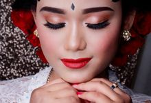 Portofolio Makeup Wedding Adat by Elysa Knia Makeup