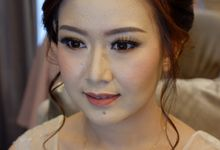 Morning & Evening Makeup For Mrs. Sheila by Nike Makeup & Hairdo