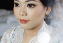 Holy Matrimony Makeup & Hairdo for Ms. Mega by Nike Makeup & Hairdo
