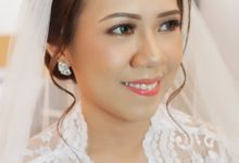 Beautiful Bride, Debora by Nike Makeup & Hairdo