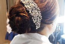 Bridal Hair by Laya by Makeup By Laya Guia