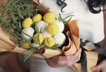 Valentine Bouquet by OH DEKO