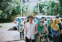 THE ENGAGEMENT OF ANDRA & ARDA by byawatugilang