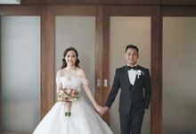 Royal Wedding of Erick & Karina by AS2 Wedding Organizer