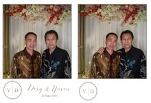 Dessy & Yuven by Twotone Photobooth