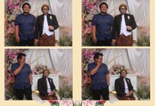 Ayesha & Idham by Twotone Photobooth