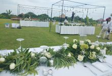 Wedding At Bayuh Saba Villa by Million Rose Event Bali