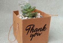 Paper Bag by Ohana Eco Souvenir