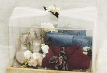 The Engagement of Indah & QQ by Seserahan by Azalia Projects