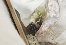 The Engagement of Derisa & Abraham by Seserahan by Azalia Projects