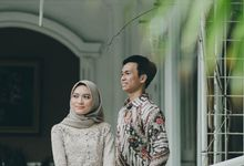 The Engagement of Alika & Imam by Seserahan by Azalia Projects