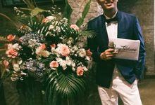 The Wedding Of Yoseph❤️Stevanie by Rony Sarono MC, Music Performance, Event Planner