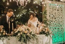 The Wedding of Wanda & Nonik by Miracle Wedding Bali