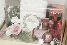 The Wedding of Ratu & Zein by Seserahan by Azalia Projects