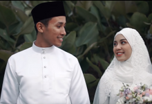 The Solemnization ISSA X AISHAH by Fluent Pixels