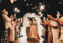 The Wedding of Arnold & Yossi by Miracle Wedding Bali