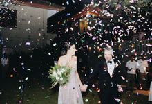 The Wedding of  Paul & Jess by PMG Hotels & Resorts