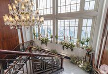 Wedding of Albert & Valentine by 4Seasons Decoration