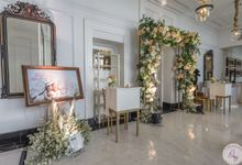 Wedding of Albert & Valentine by 4Seasons Decoration