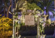 Wedding of Bima & Syena by 4Seasons Decoration