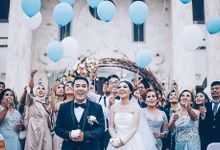 The Wedding of Vebryan & Nindy by Miracle Wedding Bali