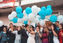 Yapto And Wella Wedding by Mile Photo And Videographer