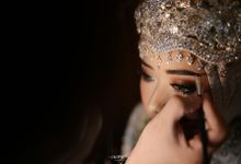 from wedding indah & edo by inper photography