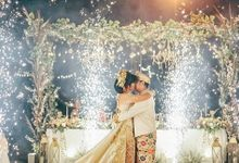 The Wedding of Gunawan & Melita by Miracle Wedding Bali