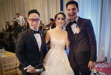Aldo & Veby Wedding - Trans Hotel Bandung by Mosandy Esenway management