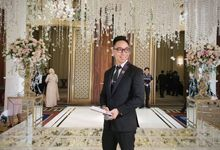 Michael & Rina Wedding - Four Season Hotel Jakarta by Mosandy Esenway management