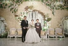 Alvin & Silvi Wedding - Trans Hotel Bandung by Mosandy Esenway management