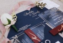The Wedding of Andika & Cindy by Lavene Pictures