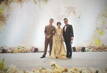 Tania & Andreas Engagment - JW Marriott Hotel Jakarta by Mosandy Esenway management