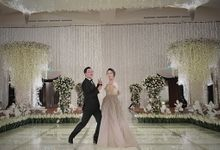 Adit & Lanny Wedding - Ritz Carlton Pasific Place jakarta by Mosandy Esenway management