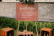 The Wedding of Roy and Ratna by Miracle Wedding Bali