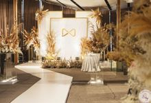 Wedding of Nicky & Ardellia by 4Seasons Decoration