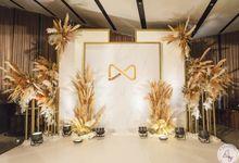 Wedding of Nicky & Ardellia by 4Seasons Decoration