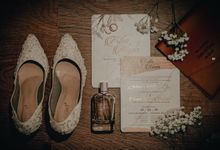 Vintage and Elegant Wedding by SLIGHTshop.com