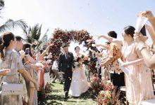 Calvin & Aileen's Wedding by Poetyque Events