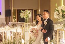 Wedding of Brian & Chrisella by 4Seasons Decoration