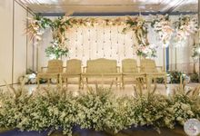Wedding of Edo & Cherie by 4Seasons Decoration