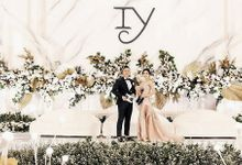 Indra & Yoan Wedding - Hilton Bandung by Mosandy Esenway management