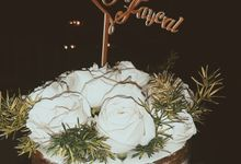 The Wedding of Faycal & Carolin by Miracle Wedding Bali